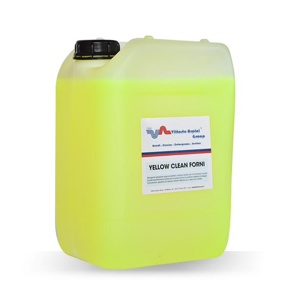 Yellow Clean Forni